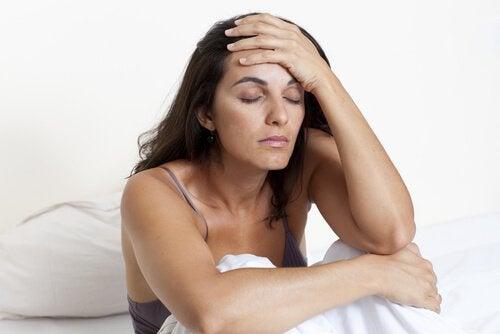 Силна и хронична умора може да е симптом за рак на гърдата.
