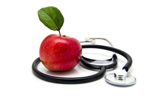 Ябълките са полезни за сърцето.