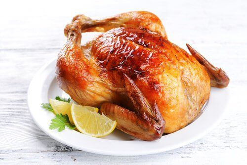 претоплянето на пилето създава проблеми с храносмилането