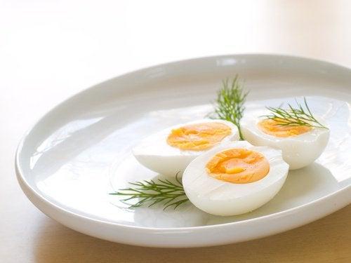 претоплянето на яйцата не е добра идея