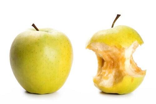 Трик в кухнята: спиране на потъмняването на плодовете