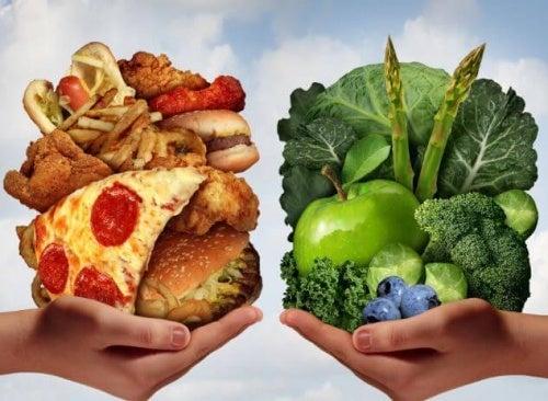 избор на здравословна храна