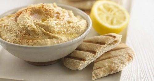 Хумусът е чудесен природен антидепресант