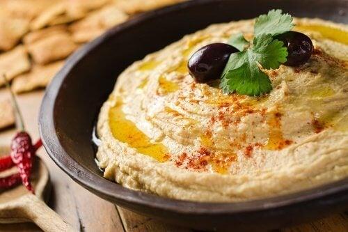 Хумус: естествен антидепресант, богат на хранителни вещества