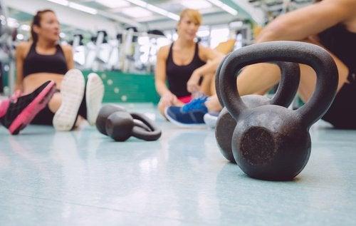 Прости упражнения: почивка