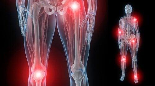 Нощните болки в ставите и как да ги облекчим