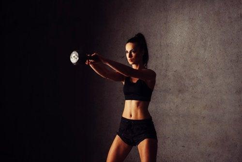 Прости упражнения за отслабване