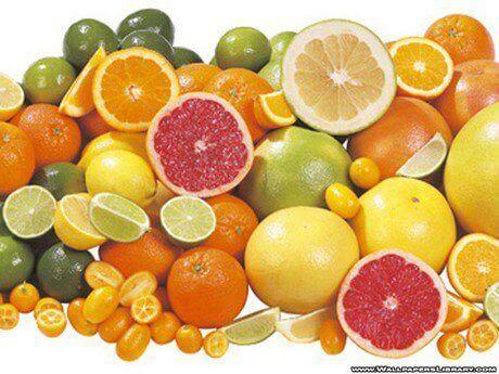 Ракът стои надалеч ако консумирате редовно цитрусови плодове.