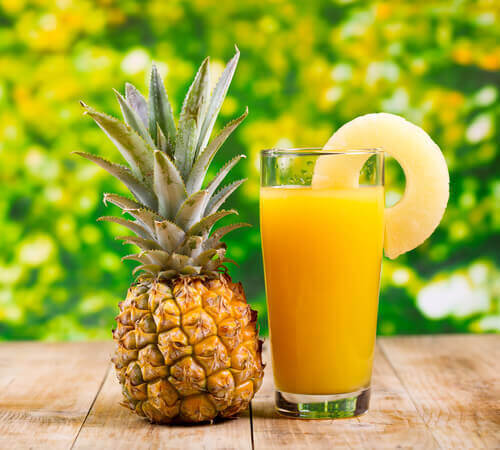 Сок от ананас срещу камъни в бъбреците