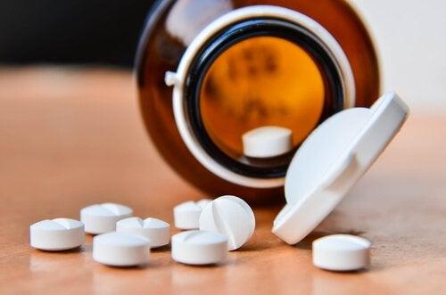Пилинг на лицето с аспирин