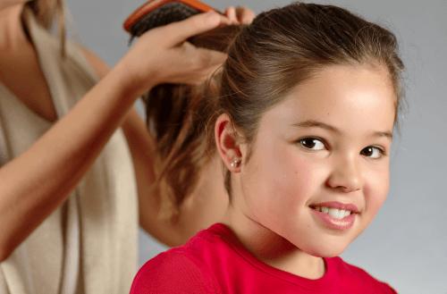 Как да се грижим за косата на детето