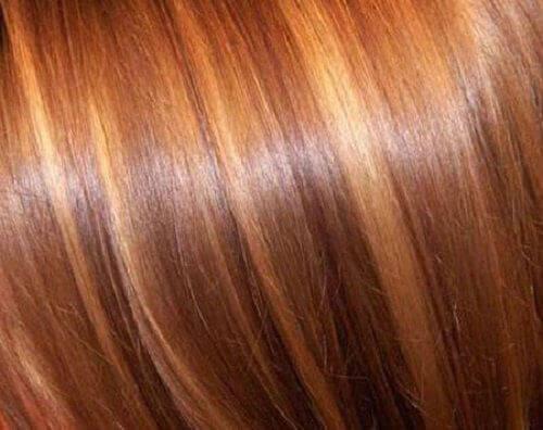 Изсветляване на косата с водороден пероксид