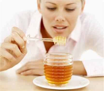 мед за ексфолиране на кожата