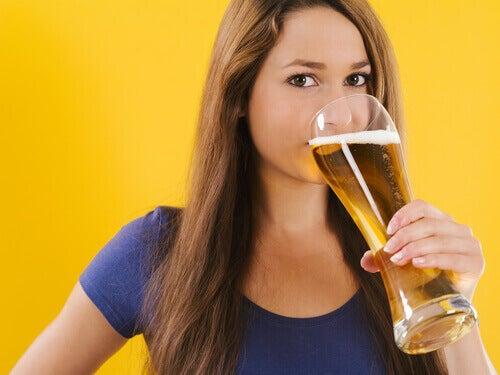 пийте бира