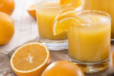 Укрепете имунната система с портокалова диета