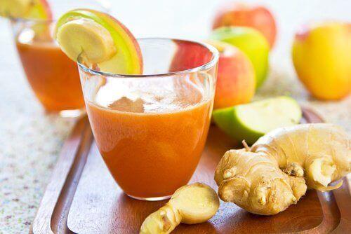 5 сока, които се боря с рака и регулират pH на тялото