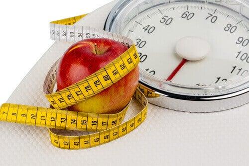 Как една ябълка на ден допринася за отслабването
