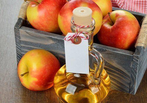 Ябълковият оцет има много ползи за здравето