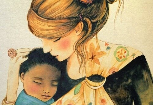 Децата се нуждаят от прегръдка