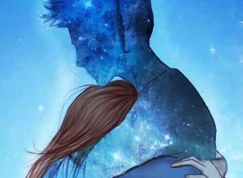 Понякога единственото, от което се нуждаете, е прегръдка, която да излекува душата ви