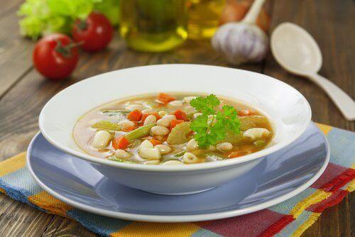 перфектната супа и здравето