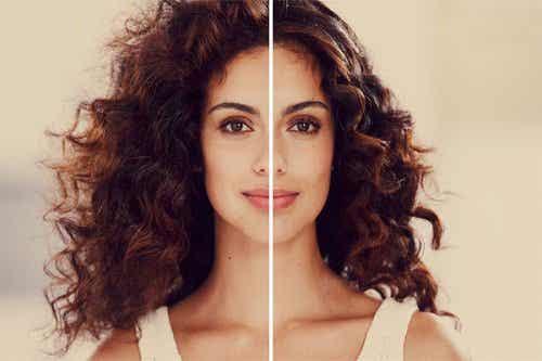 5 натурални средства за овладяване на къдравата коса