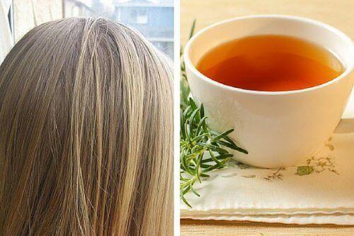 Да изсветлим косата с натурални средства