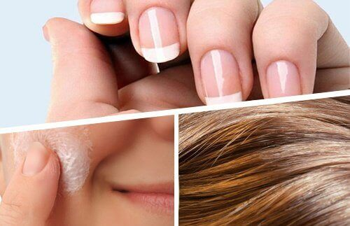 По-здрави коса, кожа и нокти чрез грижа отвътре