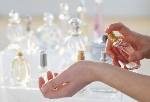 Избирането на парфюм е много лично преживяване