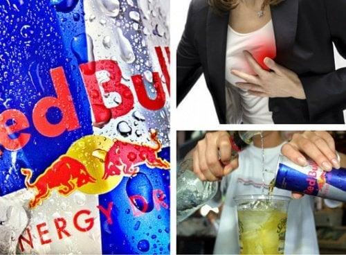 Тялото и енергийните напитки