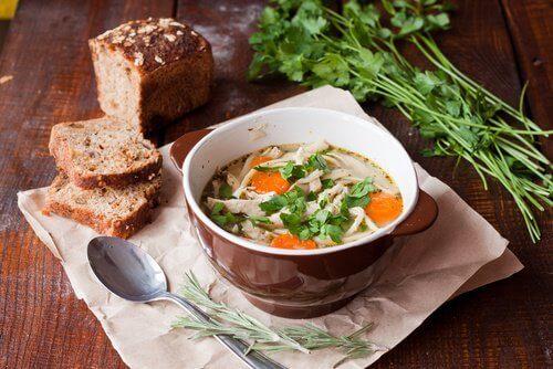 перфектната супа укрепва имунната система