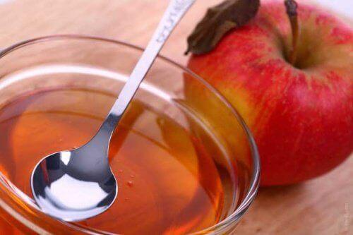 ябълков оцет при артритни болки