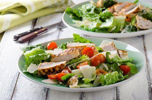 Разделете храненията на няколко порции, за да ускорите метаболизма