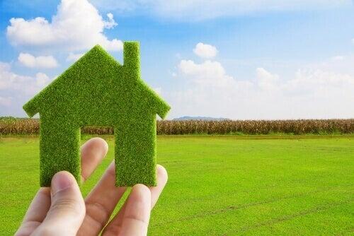 направете промени в кухнята и се радвайте на екосъобразен дом
