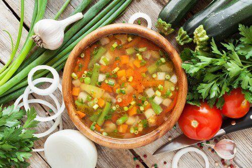 приготвянето на перфектната супа е лесно и приятно