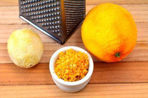 Консумирайте редовно лимони и не изхвърляйте кората.