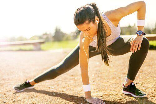 Упражнения при мускулни крампи