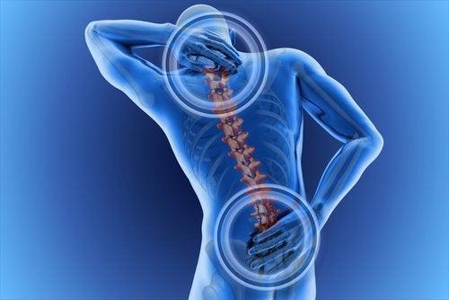 стрес и болки в гърба