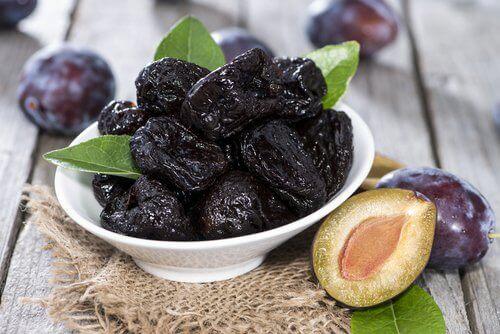 Сушените плодове