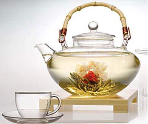 Изгаряне на мазнини с бял чай