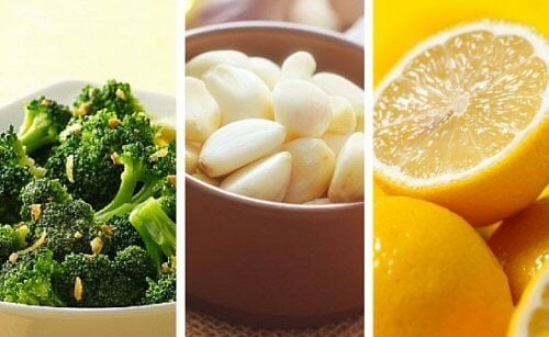 Отслабнете с броколи, лимон и чесън