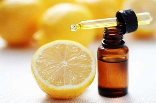лимон срещу паяковидни вени