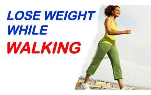 Отслабнете с ходене