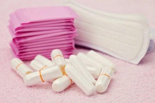 85% от продуктите за женска хигиена съдържат глифозат