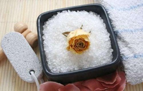 Да преборим целулита с морска сол: научете повече!