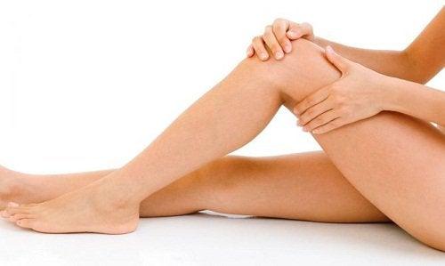 Болките в крайниците може да са причинени от проблеми с кръвообръщението.
