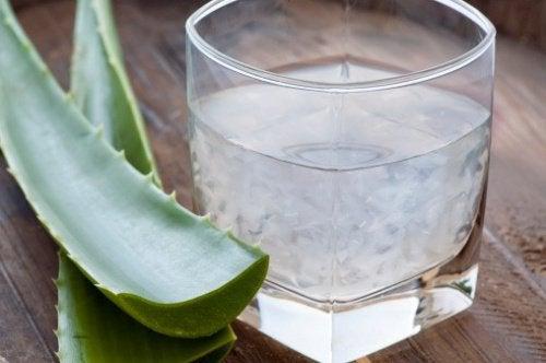 Използване на сок от алое вера за медицински цели