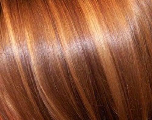 костилката на авокадото придава блясък на косата