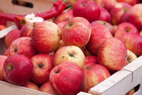 Ябълките са чудесни противовъзпалителни плодове