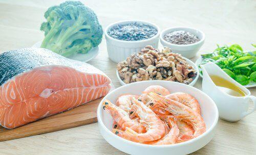 здравословно хранене при паякообразните вени